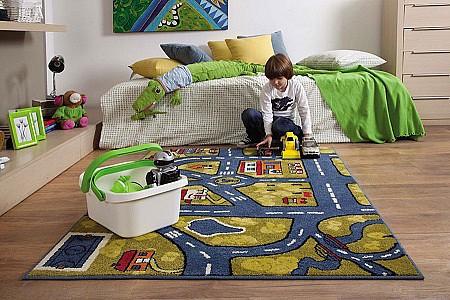 купить покрытия в детскую комнату